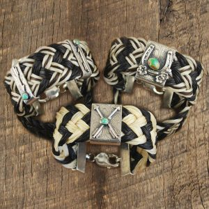 Horsehair Bracelets By IM Silver
