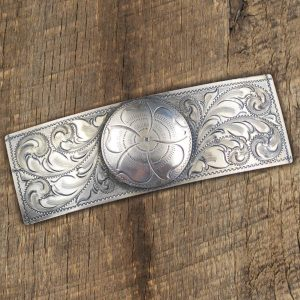 Silver Hair Barrette By IM Silver