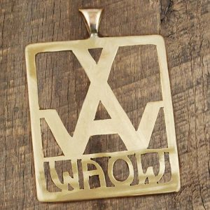 WAOW Hollow Pendant