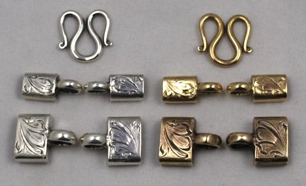 IM Silver End Caps