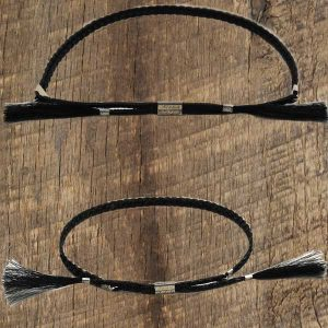 Horsehair Hatband Large Braid