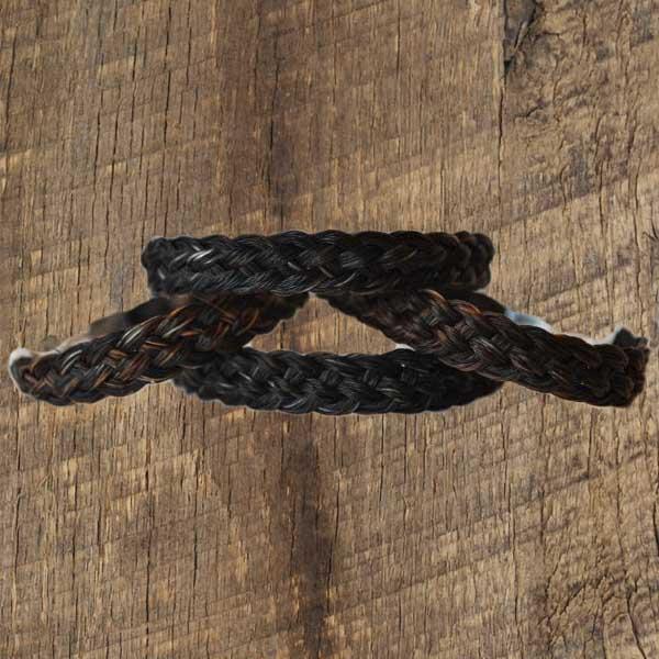 Large Weave Braid Horsehair Bracelets