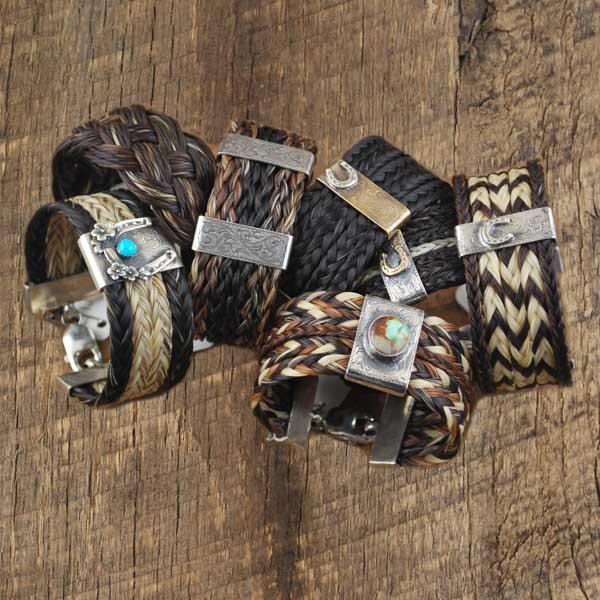 Horsehair Bracelets XL Braids