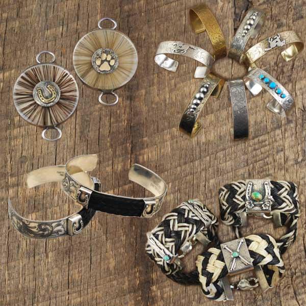 IM Silver Bracelets
